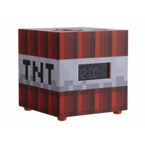 Paladone Alarm Clock Minecraft: TNT