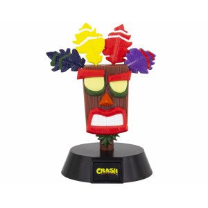 Paladone Crash Bandicoot: Aku Aku Icon Light V2