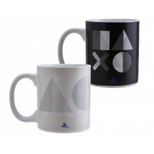 Paladone Heat Change Mug PlayStation: PS5