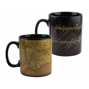 Paladone Heat Change Mug The Lord Of The Rings