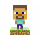 Paladone Icons Light Minecraft: Steve BDP