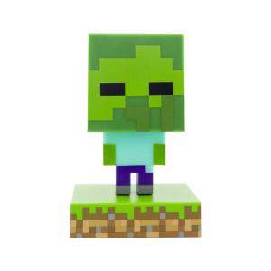 Paladone Icons Light Minecraft: Zombie BDP