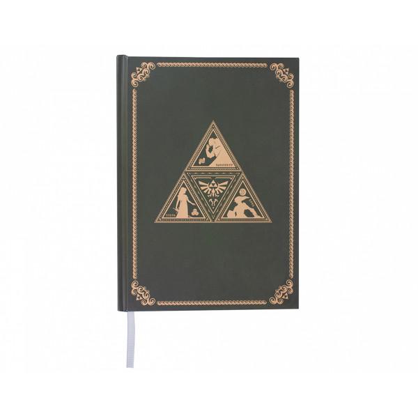Paladone Light-Up Notebook The Legend of Zelda: Triforce