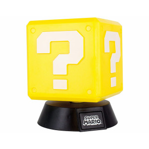 Paladone Nintendo: Question Block 3D Light