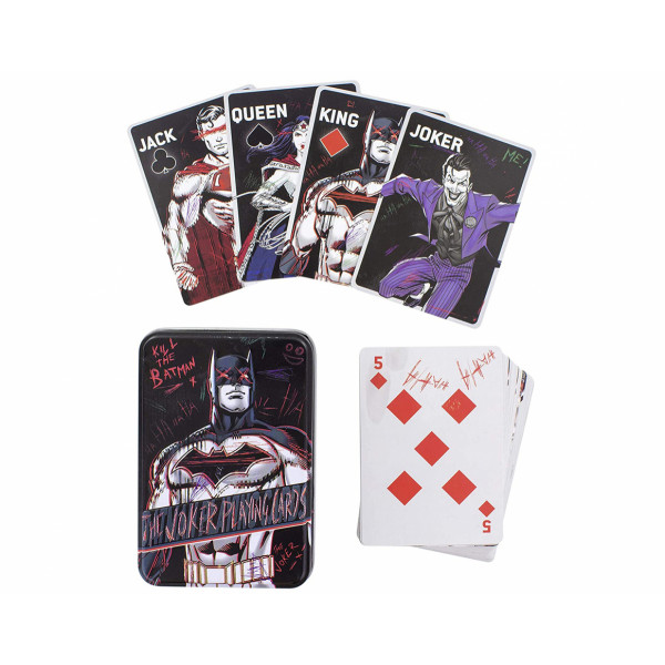 Paladone The Joker Playing Cards