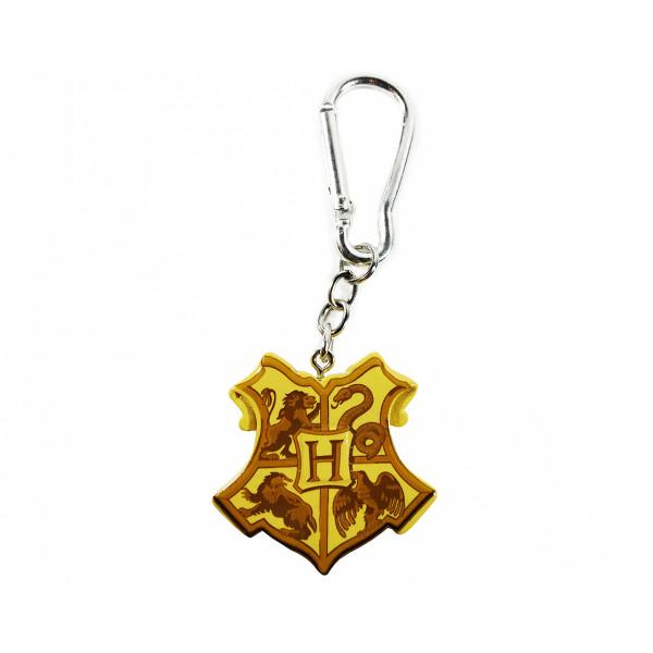Pyramid 3D Keychain Harry Potter: Hogwarts Crest