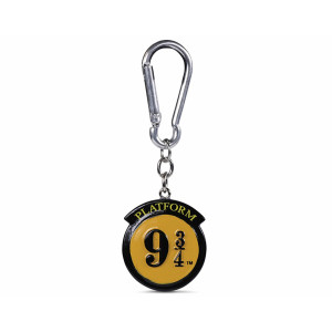 Pyramid 3D Keychain Harry Potter: Platform 9 3/4
