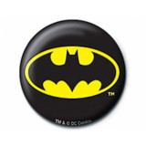 Pyramid Badge DC: Batman (Logo)