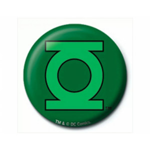 Pyramid Badge DC: Green Lantern (Logo)