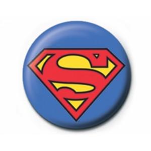 Pyramid Badge DC: Superman (Logo)