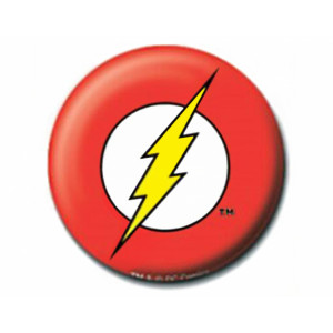 Pyramid Badge DC: The Flash (Logo)