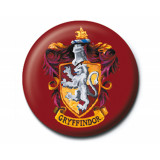 Pyramid Badge Harry Potter: Gryffindor Crest