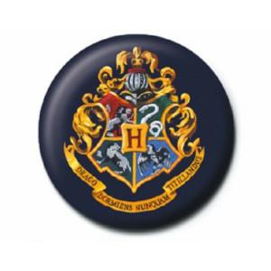 Pyramid Badge Harry Potter: Hogwarts Crest