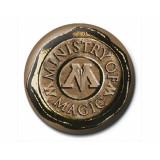 Pyramid Badge Harry Potter: Ministry of Magic Seal