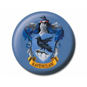 Pyramid Badge Harry Potter: Ravenclaw Crest