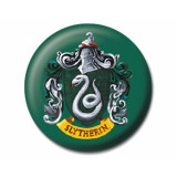 Pyramid Badge Harry Potter: Slytherin Crest