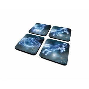 Pyramid Coasters Harry Potter: Patronus