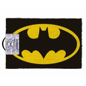 Pyramid Doormat DC: Batman Logo