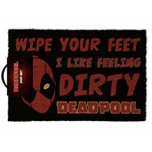 Pyramid Doormat Deadpool: Dirty
