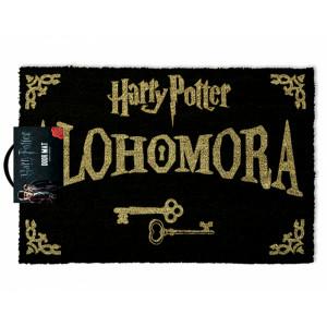 Pyramid Doormat Harry Potter: Alohomora