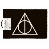 Pyramid Doormat Harry Potter: Deathly Hallows