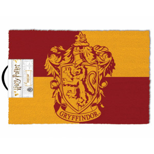 Pyramid Doormat Harry Potter: Gryffindor