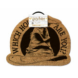 Pyramid Doormat Harry Potter: Sorting Hat
