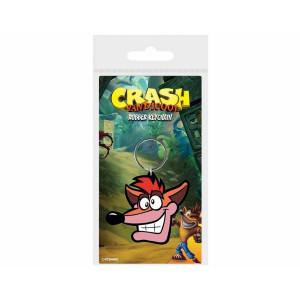 Pyramid Keychain Crash Bandicoot: Extra Life