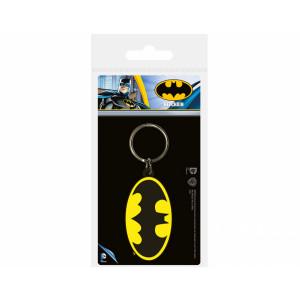 Pyramid Keychain DC: Batman Symbol