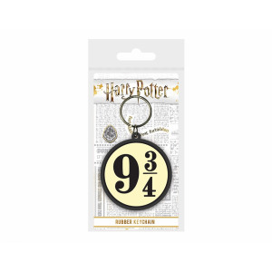 Pyramid Keychain Harry Potter: 9 3/4