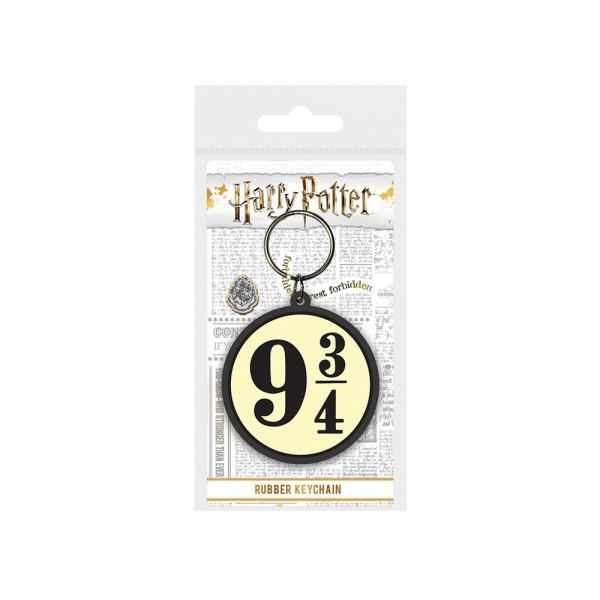 Pyramid Keychain Harry Potter: 9 3/4