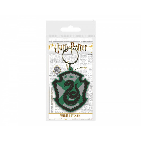 Pyramid Keychain Harry Potter: Slytherin