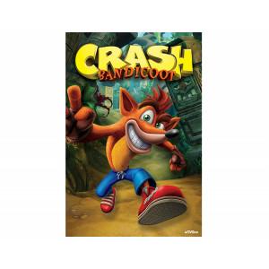 Pyramid Maxi Poster: Crash Bandicoot (Next Gen Bandicoot)