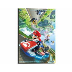 Pyramid Maxi Poster: Mario Kart 8 (Flip Poster)