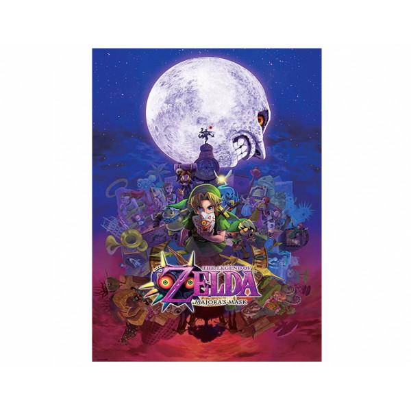 Pyramid Maxi Poster: The Legend Of Zelda (Majora's Mask)