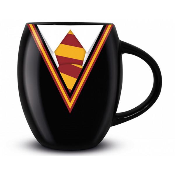 Pyramid Oval Mug Harry Potter: Gryffindor Uniform