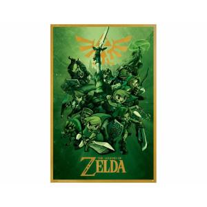 Pyramid Maxi Poster: The Legend Of Zelda (Link)