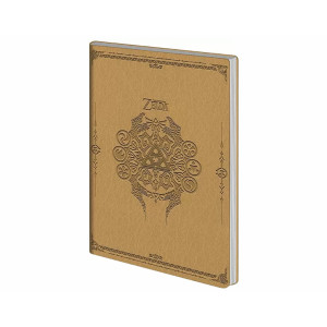 Pyramid Premium A5 Notebook The Legend of Zelda: Sage Symbol