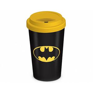 Pyramid Travel Mug DC: Batman (Logo)
