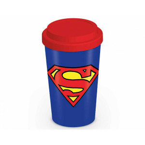 Pyramid Travel Mug DC: Superman