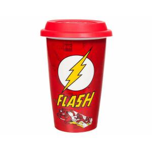 Pyramid Travel Mug DC: The Flash