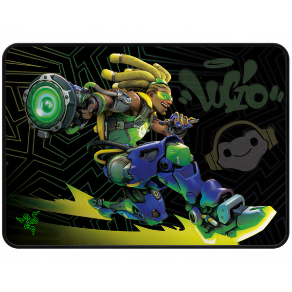 Razer Goliathus Medium Overwatch Lucio Edition