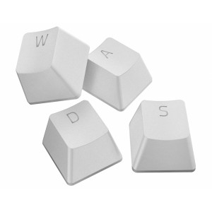 Razer PBT Keycap Upgrade Set Mercury White