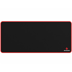 Red Square Mousemat XXL