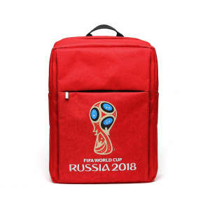 """Рюкзак """"Чемпионат мира по футболу 2018"""", красный"""