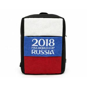 """Рюкзак """"Чемпионат мира по футболу 2018"""", триколор"""
