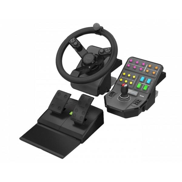 Saitek Heavy Equipment Precision Control System