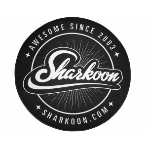 Sharkoon Floor Mat Black/White