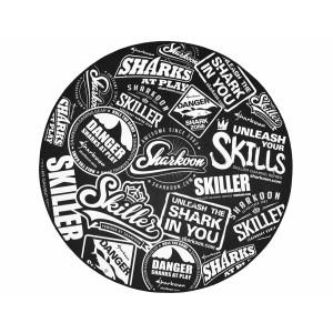 Sharkoon SKILLER SFM10 Floor Mat