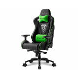 Sharkoon Skiller SGS4 Black Green